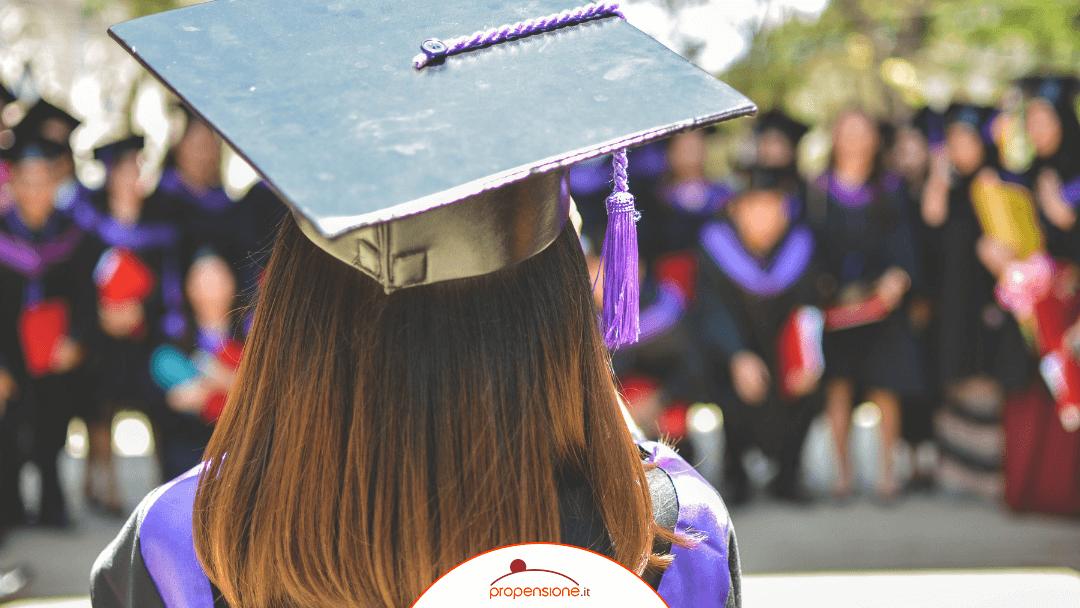 Boom di richieste per il riscatto di laurea: meglio, però, un fondo pensioneTEMPO DI LETTURA: 5 min