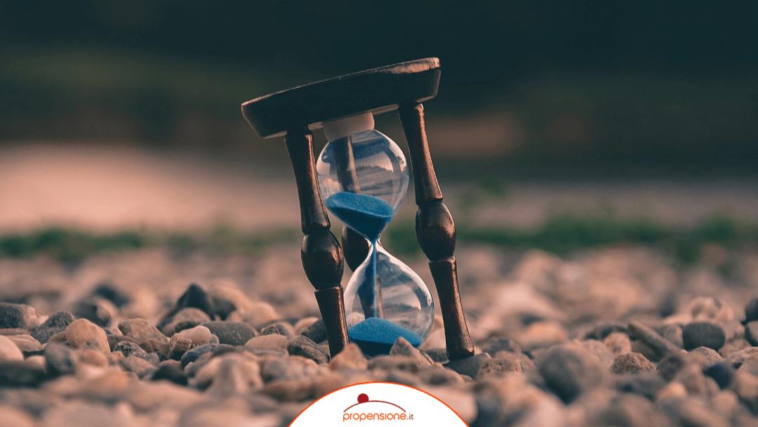 Il tempo: la dimensione principale del nostro benessere