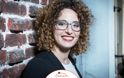 Insegnare il futuro: intervista a Cristina Pozzi