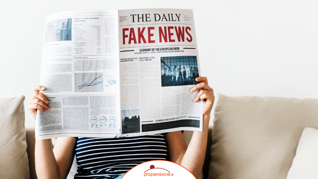 Le fake news sulla previdenza complementareTEMPO DI LETTURA: 5 min