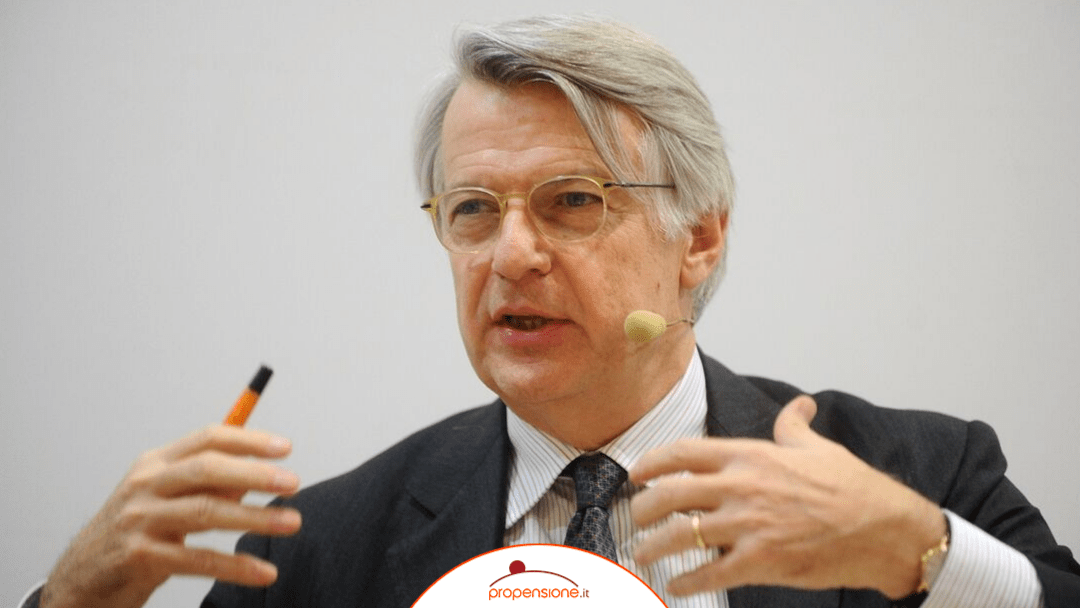 Italiani e previdenza: intervista a Ferruccio de Bortoli