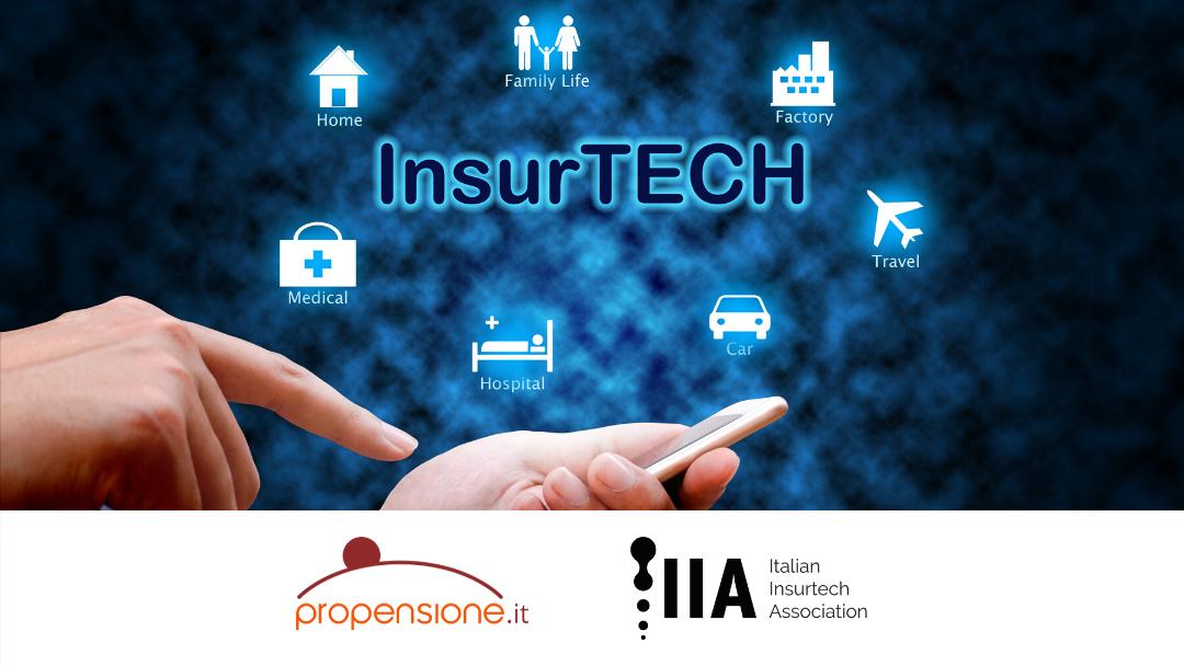 Propensione S.p.A. tra i soci fondatori della Italian Insurtech Association