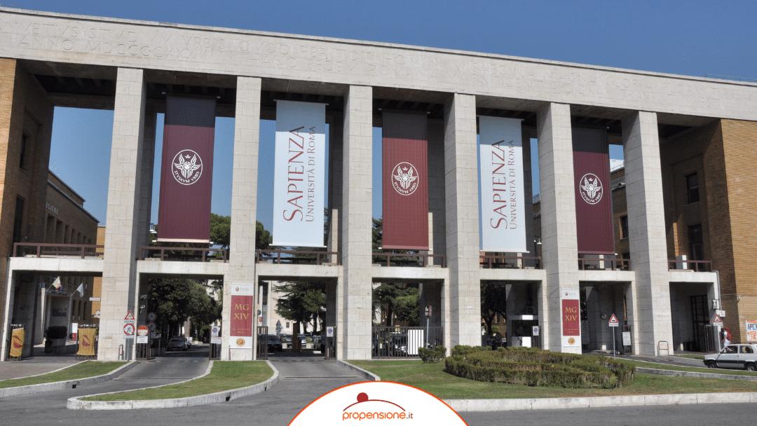 Lo stato sociale italiano: un'analisi dell'Università La Sapienza di Roma