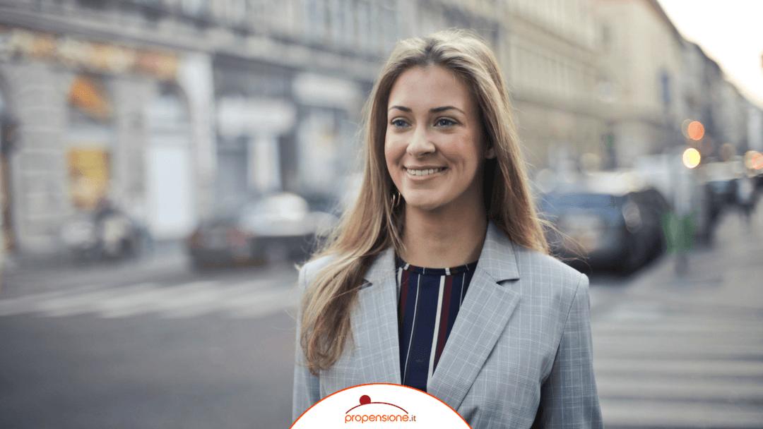 Destinazione del TFR nel fondo pensione: vediamo il vantaggio per Laura, 29 anni, impiegataTEMPO DI LETTURA: 4 min