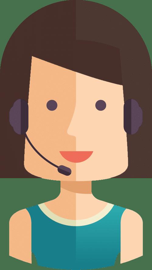 supporto clienti avatar
