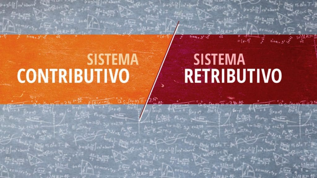 differenza sistema retributivo contributivo