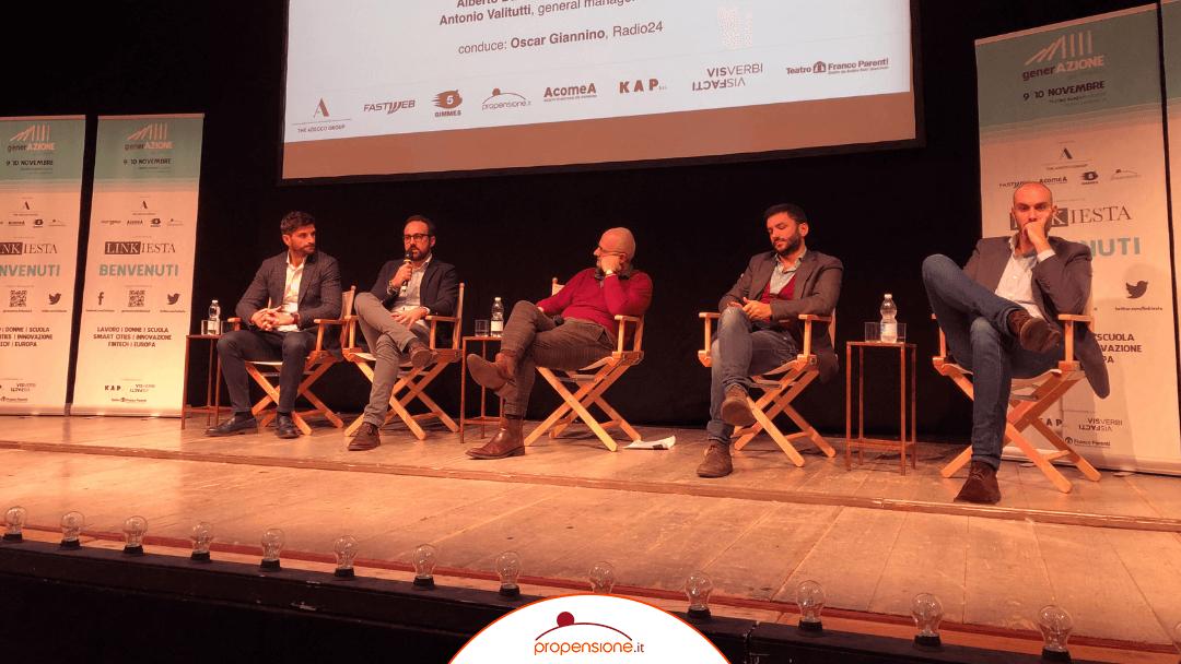 """Evento GenerAzione: le storie dal panel """"Un futuro chiamato fintech""""TEMPO DI LETTURA: 4 min"""