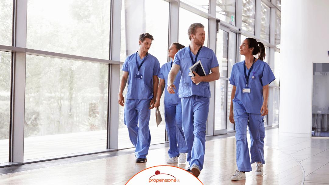 Sono un infermiere: quando e come vado in pensione?TEMPO DI LETTURA: 7 min